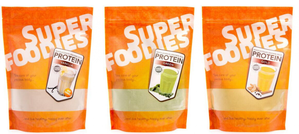 Superfoodies protein