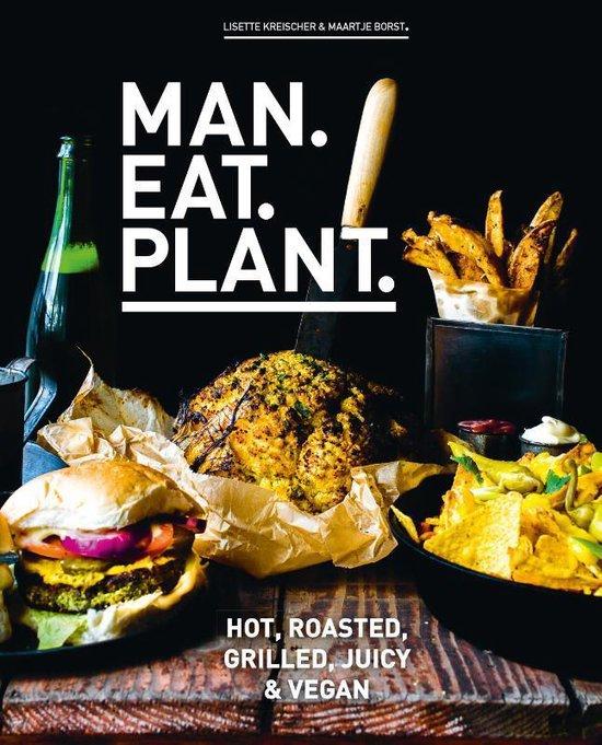 Man eat plant boek