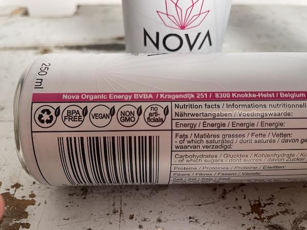 Nova Organic Energy